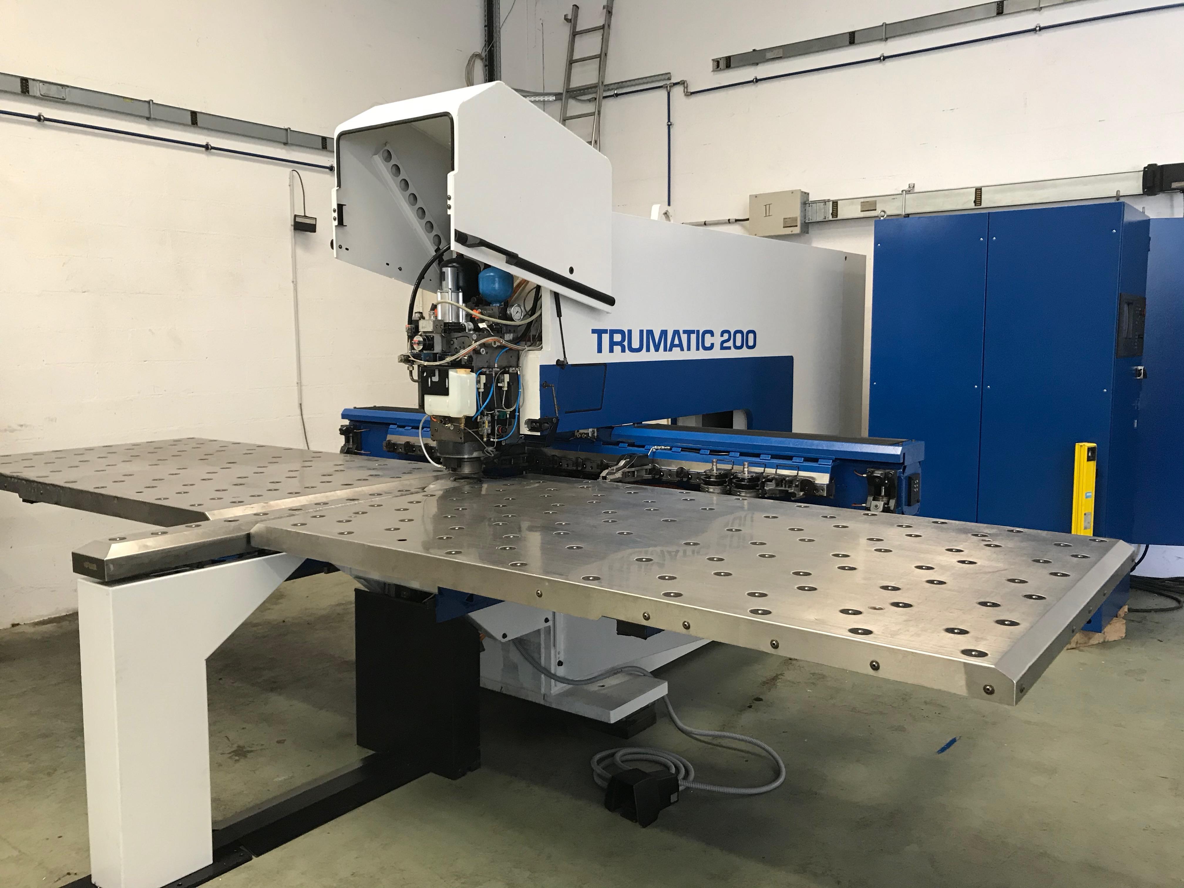 sale sheet metal forming machinery laser punching machines trumpf trumatic