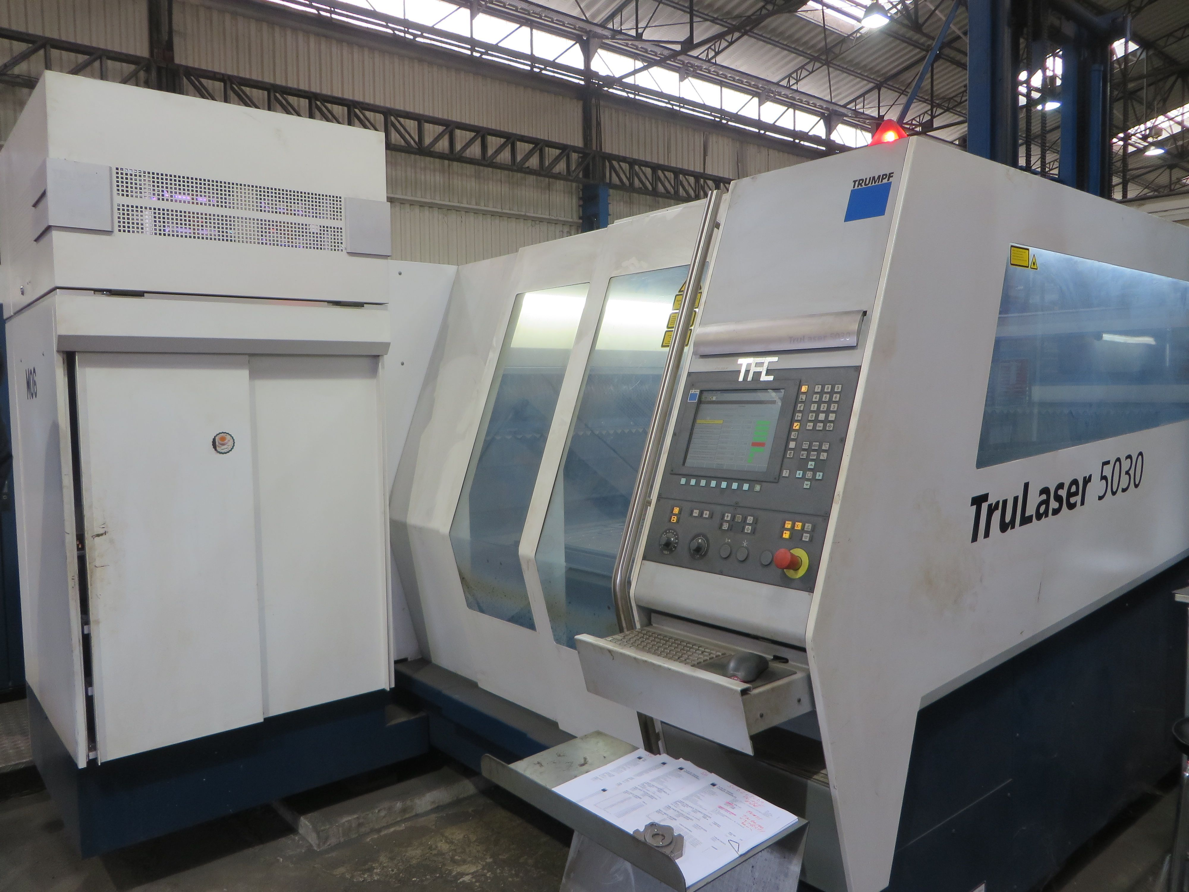 Laser Cutting Machines Purchase Sale And Retrofit Of Used Machine Tools